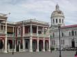 """Blick vom """"Plaza de la Independencia"""" in Granada"""