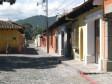 Klassische Strasse von Antigua - Asphalt ist hier tabu