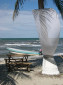 Postkartensicht von Playa Blanca - Copyright (c) 2006, Tanja & Christian