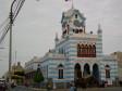 "Kirche am ""Plaza de Armas"" in Pisco"